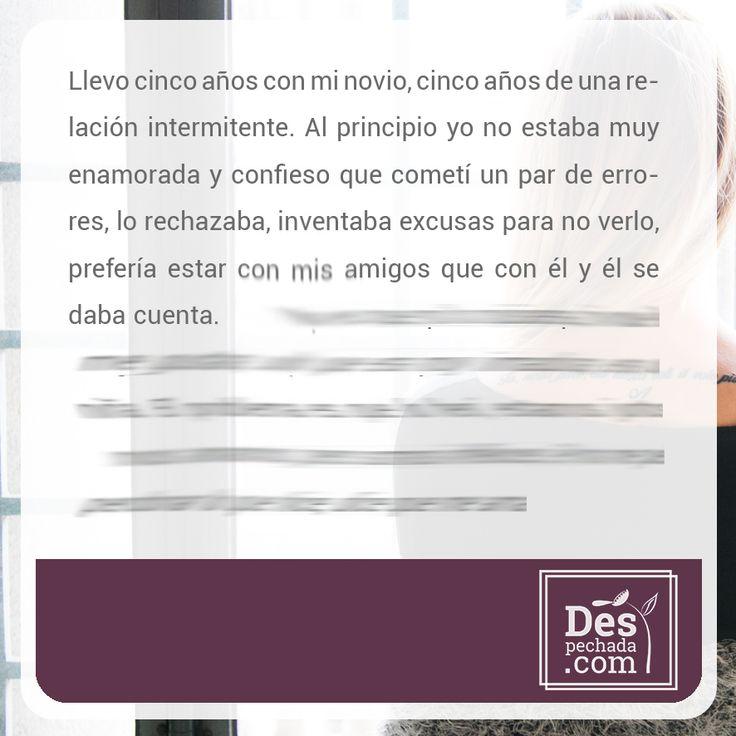 ¿No nos has contado tu historia? Ingresa a www.despechada.com #agritoherido y desahógate con  nosotras.