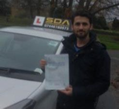Get Suggestion with SDA for passing the practical Driving Test. for more details call us on 07446160573 or email us at enquiry@smartdrivingacademy.co.uk for learner driving courses.