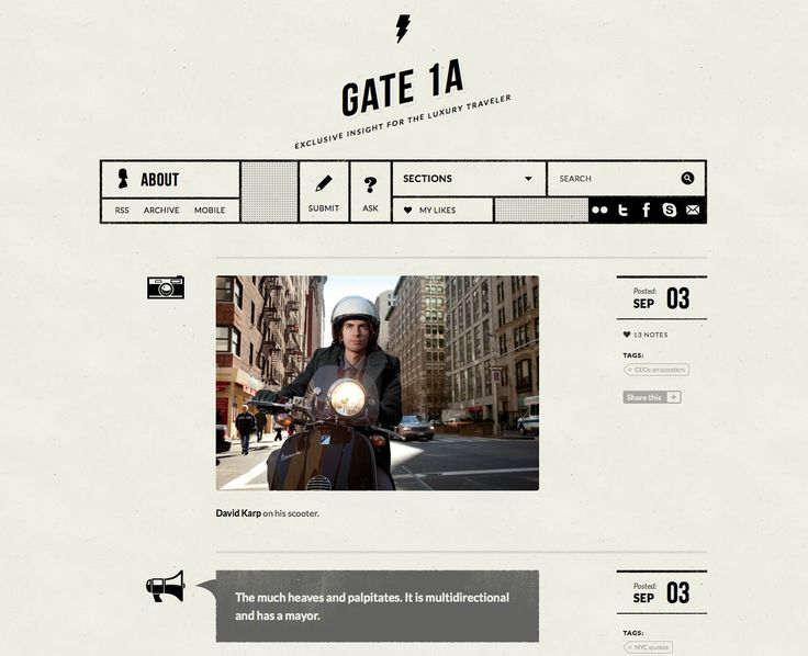 Website design by ?