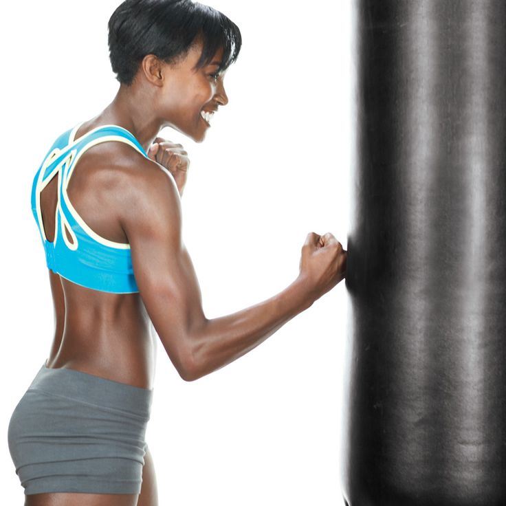 Total Body Workout: Martial Arts | Women's Health Magazine