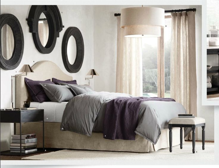 Master bedroom restoration hardware for the home - Restoration hardware bedroom furniture ...
