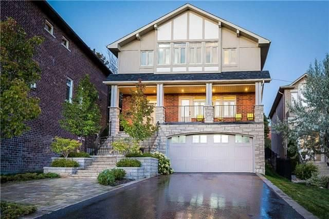 Custom-Built Family Home With Stunning Contemporary Decor And Completely Open Concept Main Floor Plan. Premium European Inspired High End Finishes& Workmanship