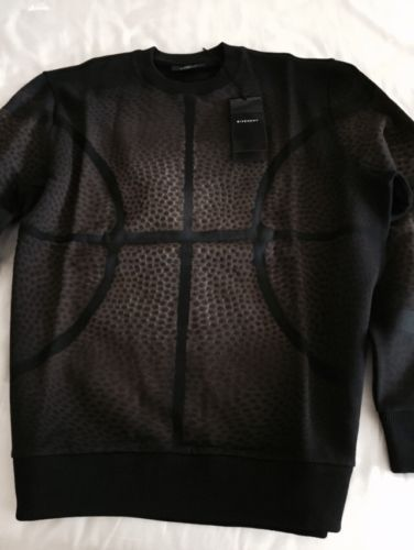 Givenchy-Authentic-Mens-Basketball-Print-Sweatshirt-With-Retail-1120-Size-50