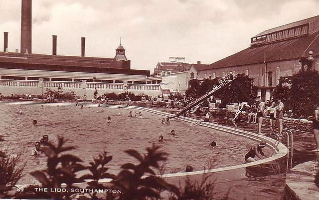 228 Best Southampton Then And Now Images On Pinterest
