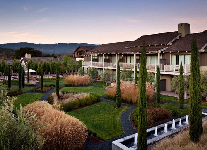 The 100 Best Hotels In World According To Travel Leisure Tie Rosewood Sand Hill Menlo Park California