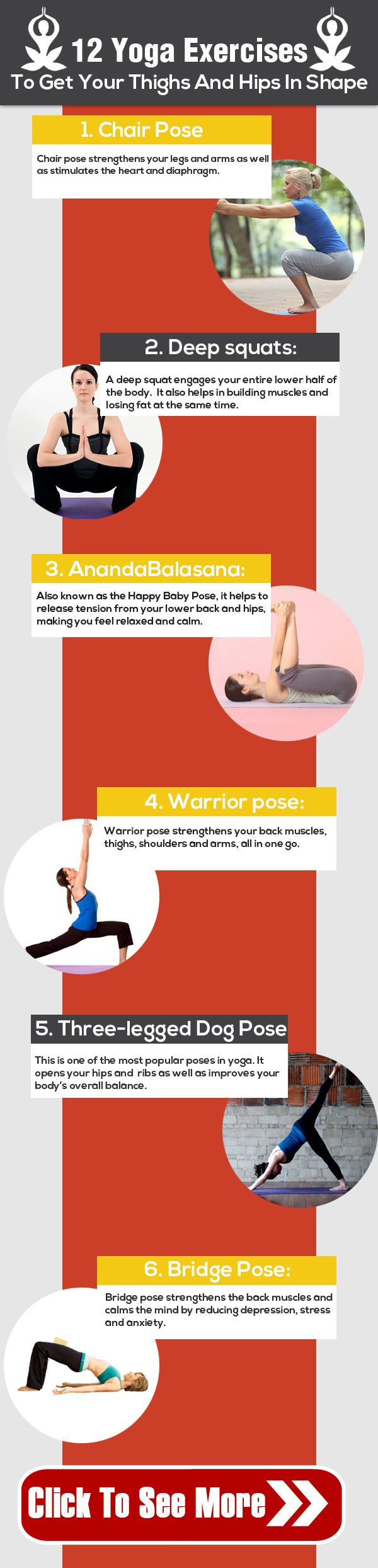 The truth is that only exercises will help you tone down the lower section of your body. There are two ways to achieving a toned body, one is to head to the gym and the other is to indulge in yoga exercises.
