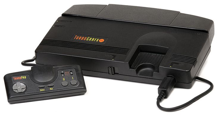 TurboGrafx 16 - we were the only family in town to have one of these.