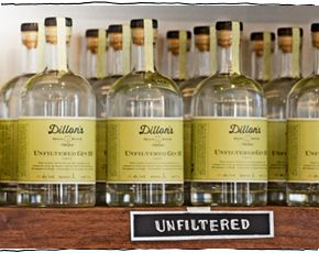 Experience Dillion's Small Batch Distillers