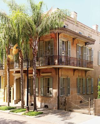 Traditional Exterior by Lee Ledbetter  Associates in New Orleans, Louisiana