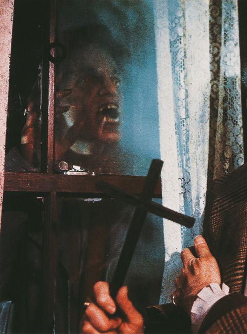 Jerry Dandrige // Chris Sarandon | Fright Night, 1985