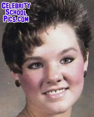 Melissa McCarthy - Celebrity School Pic