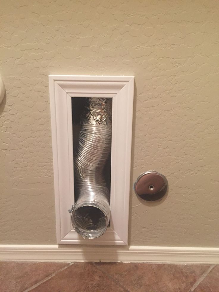 Dryer Vent Pipe ~ The best dryer vent pipe ideas on pinterest laundry