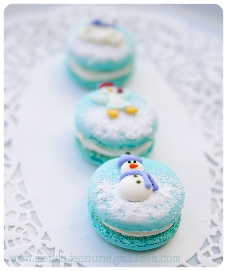 Snowman cookies❤️