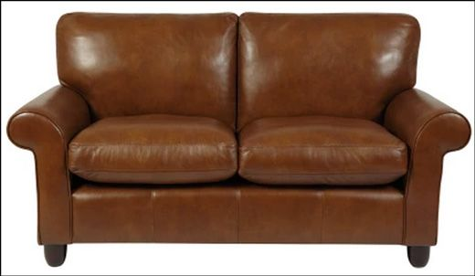 Now for a sale price of £1350 this Abingdon Leather 2 Seater Sofa Bed is available with free delivery offer at UK's famous store Laura Ashley.