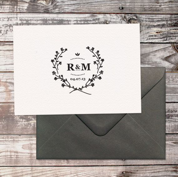Personalized wedding logo / custom monogram for all by MaikoNagao, $29.00
