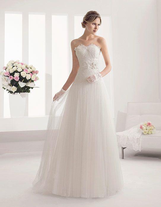 Robe de mariée – Alma – PARES Oscarlett PARIS