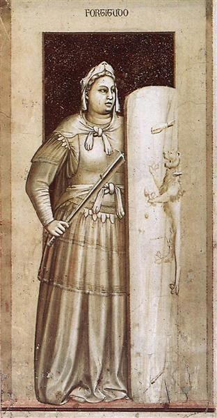 Fortitude - Giotto