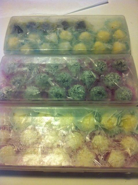 Como congelar docinhos Fonte:  http://www.criativesse.com.br/blog/2012/11/como-congelar-os-docinhos-enrolados.html#.VAzVy_ldWSo