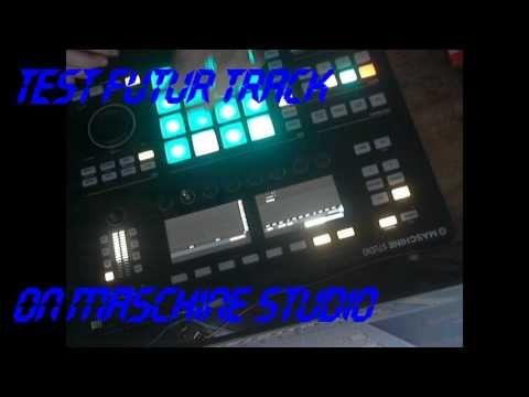 jay fab test new track on maschine studio -novation