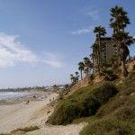 Surf, shop og race gullfisk i San Diego