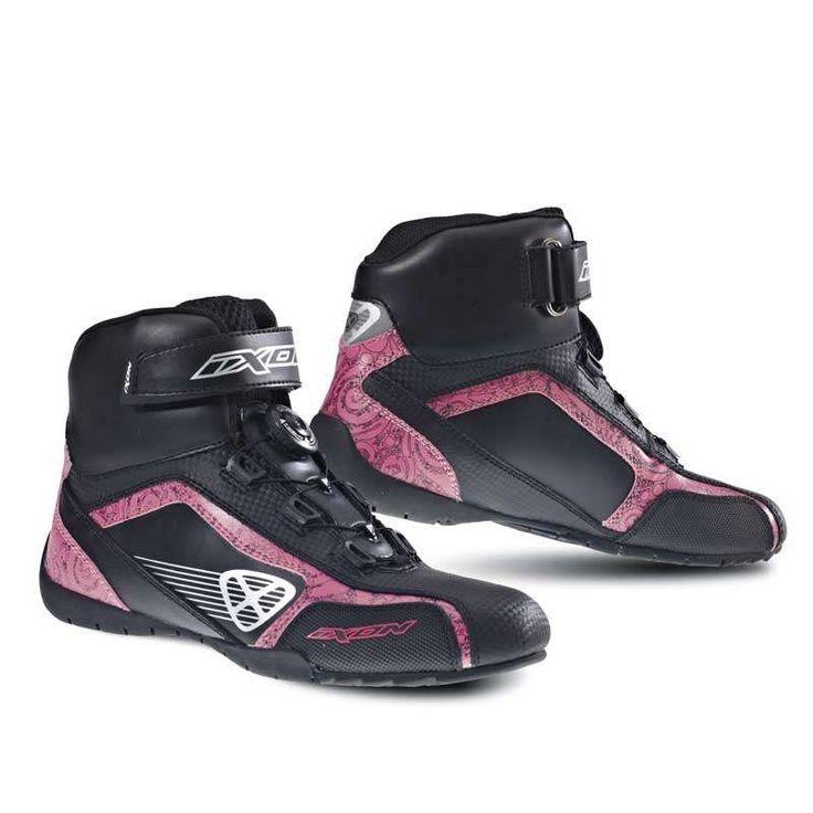 chaussures femme ixon assault lady ixtem motocom