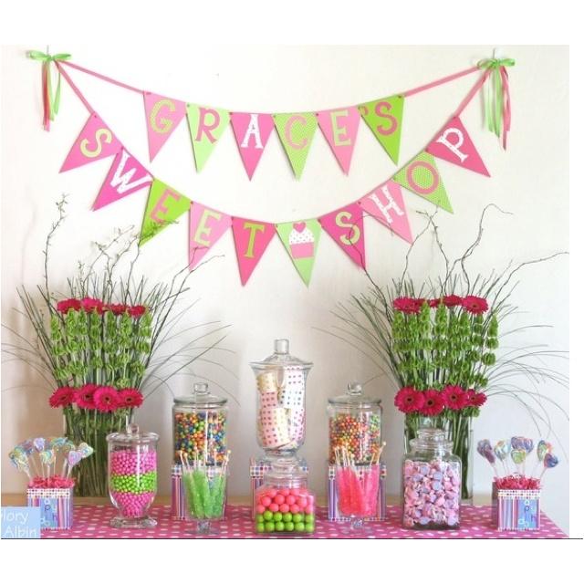 Cute idea for birthday or graduation parties :) | Grad ...