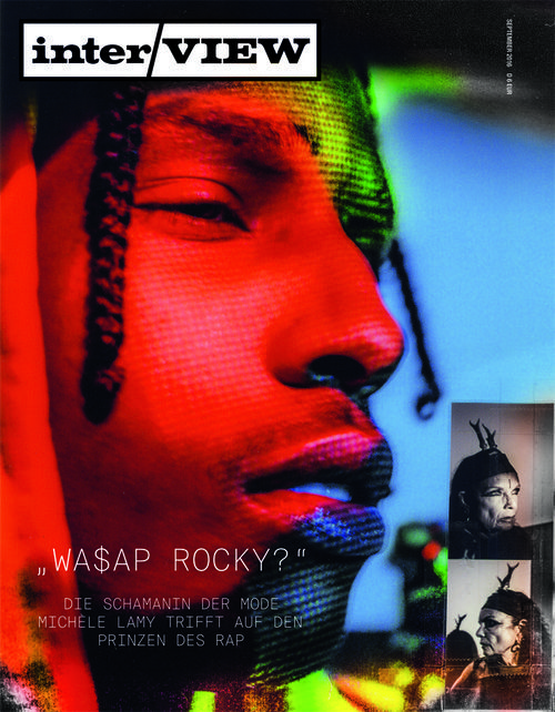Inter/VIEW - September 2016 - ASAP Rocky (Limited!)