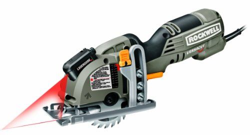 {Quick and Easy Gift Ideas from the USA}  Rockwell RK3440K VersaCut Circular Saw http://welikedthis.com/rockwell-rk3440k-versacut-circular-saw #gifts #giftideas #welikedthisusa