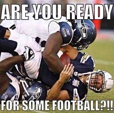 Go Seahawks!!! SO ready for the season, undefeated preseason, GO HAWKS