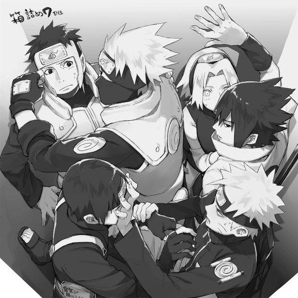 Haha Poor Naruto Is Ignored Again By Sakura