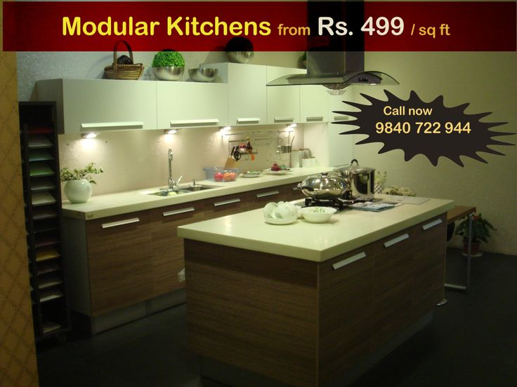 Modular Kitchens In Chennai Starts From Modular Kitchens From Rs 49