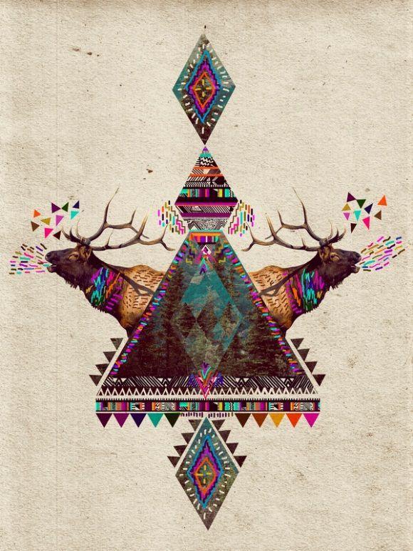 Bohemian indie prints | art art art | Pinterest ...