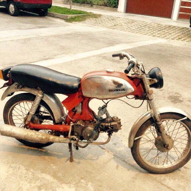 Honda S90 - 1973 Clasic