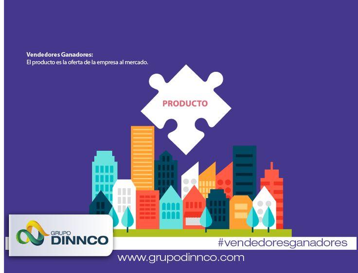 Vendedores Ganadores: El producto es la oferta de la empresa al mercado. #vendedoresganadores