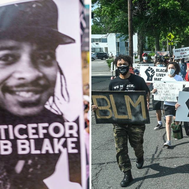 Jacob Blake Speaks For First Time Since Shooting In Heartbreaking Video Capital Xtra Incarceration Prison Messages For Him
