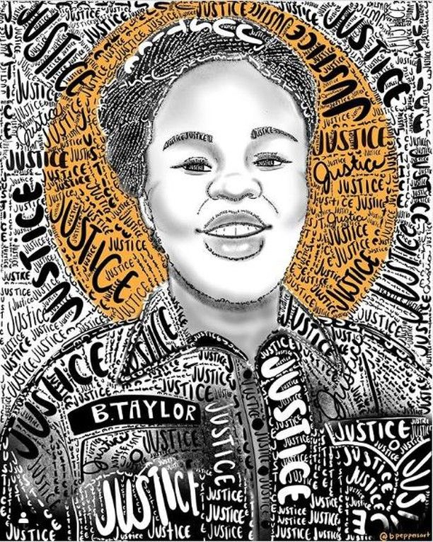 Breonna Taylor Would Have Been 27 Years Old Today She Was Killed By Louisville Police On March 13 2020 With Our Coalition In 2020 Say Her Name Name Art Instagram