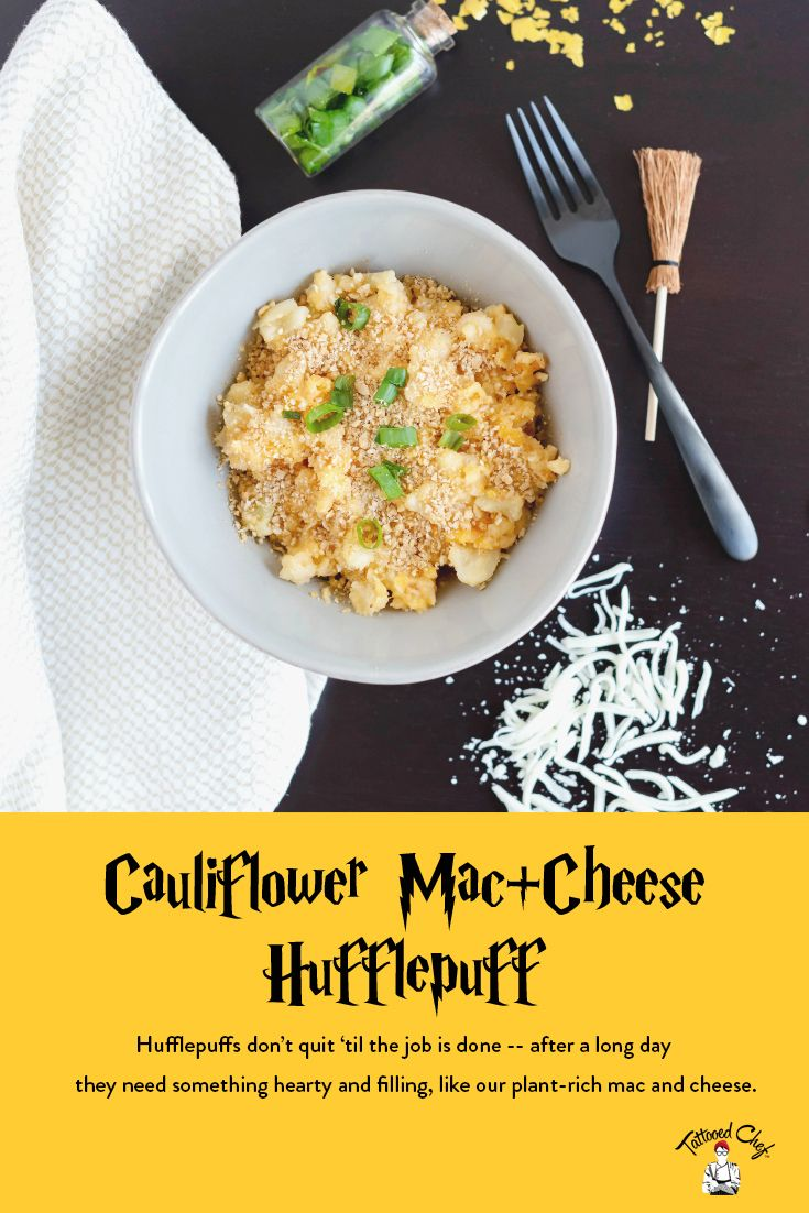 tattooed chef cauliflower mac and cheese nutrition facts