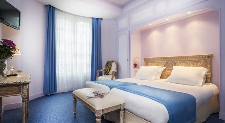 Hotel Lyon Bastille Paris Hotel Lyon Bastille is situated in the centre of Paris, 150 metres from Gare de Lyon. This location puts guests within walking distance to Place des Vosges and Le Marais.  Choose from single, double, triple or twin guestrooms.