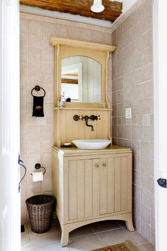 My Houzz: Ellie Sawits farmhouse-bathroom