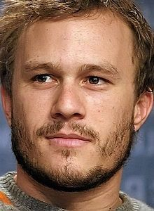 Heath Ledger - actor