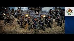 fuerzas armadas de mexico