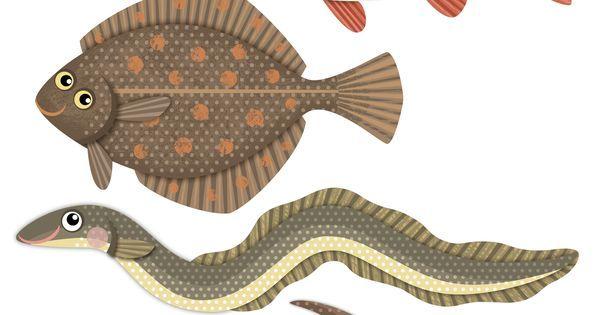 Pikku Kakkosen tulostettavia papereita    kalat    lasten   askartelu    kesä   käsityöt   koti   printable patterns   DIY ideas   kid crafts  home   Pikku Kakkonen