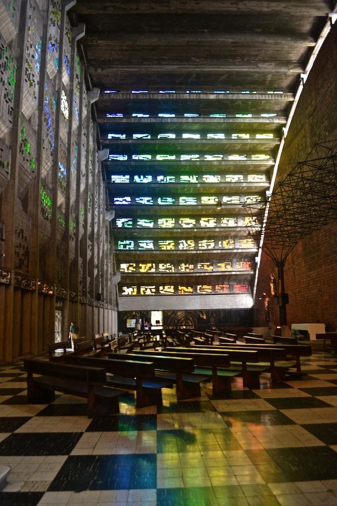 La Iglesia del Rosario, San Salvador, El Salvador - made by Rubén Martinez