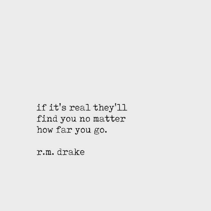 rm drake - if it's real they'll find you no matter how far you go