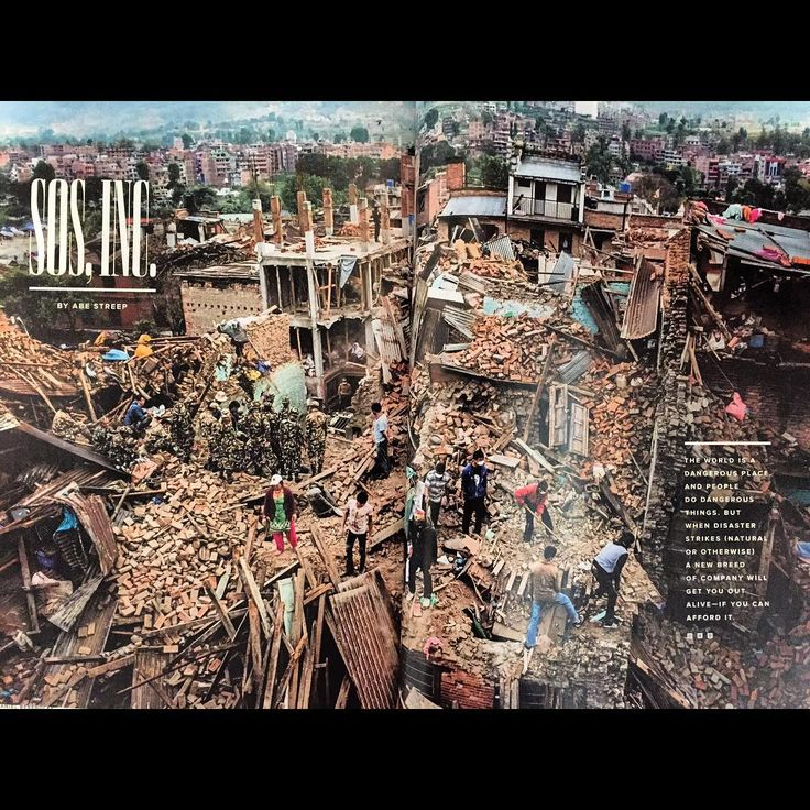 Wired Magazine Nepal Earthquake