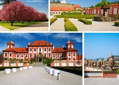 dvorac Troja- Prag