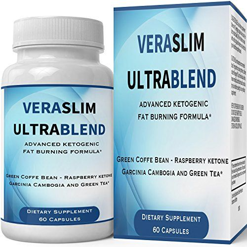Vera Slim Ultra Blend Capsules With Garcinia Cambogia Pills Weight