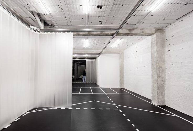 Handisports offices, Granada, 2014 - Serrano+Baquero