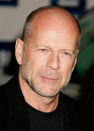 """Los Angeles, July 6 - Actor Bruce Willis rushed to the sets of his movie """"Die Hard 5"""" in a five-storey building in Budapest after it caught fire and helped by moving out equipments and cameras. Description from topnews.in. I searched for this on bing.com/images"""