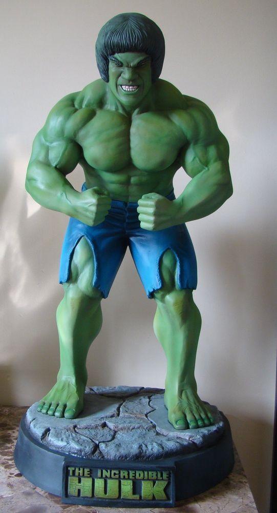 incredible hulk lou ferrigno - 541×1000